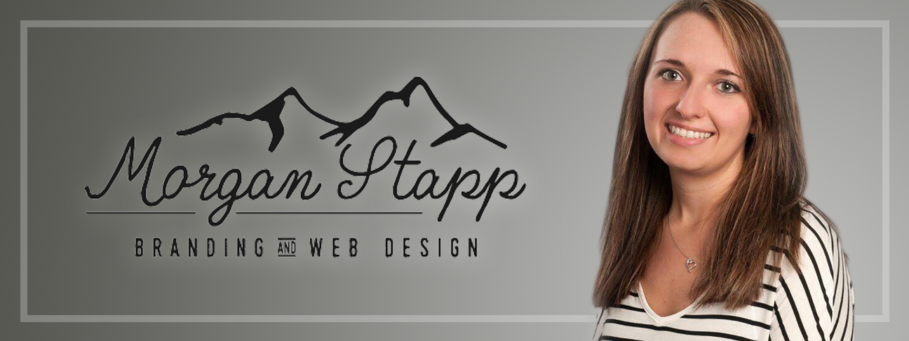 Morgan Stapp Branding + Web Design Services