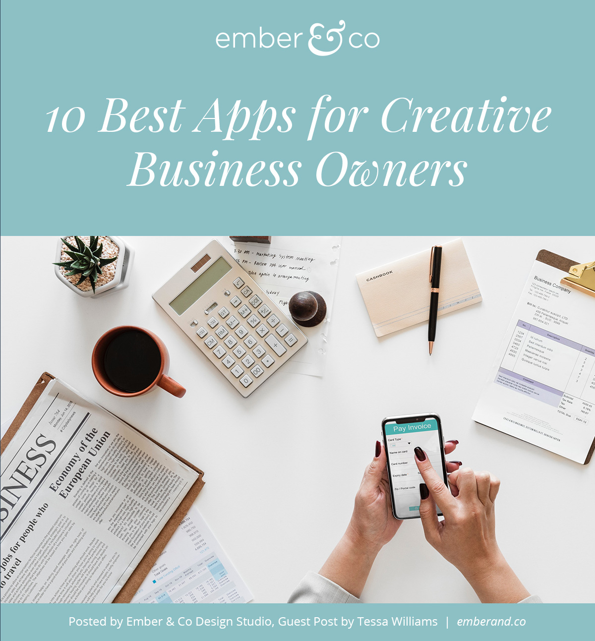 10 Best Apps for Creative Business Owners