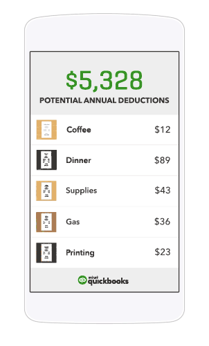 My favorite accounting app: QuickBooks Self-Employed