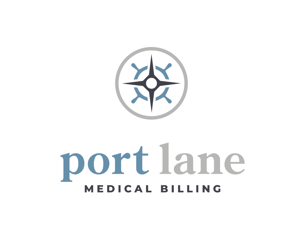 Brand Identity Design for Port Lane Medical Billing