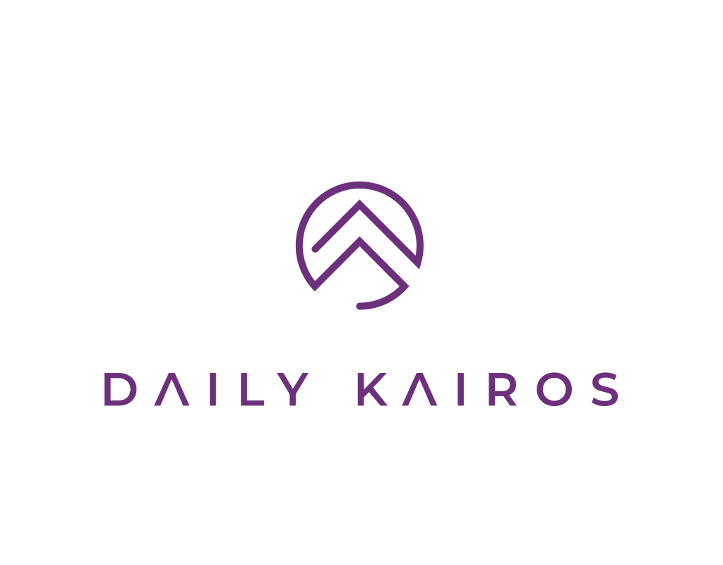Daily Kairos Logo Design