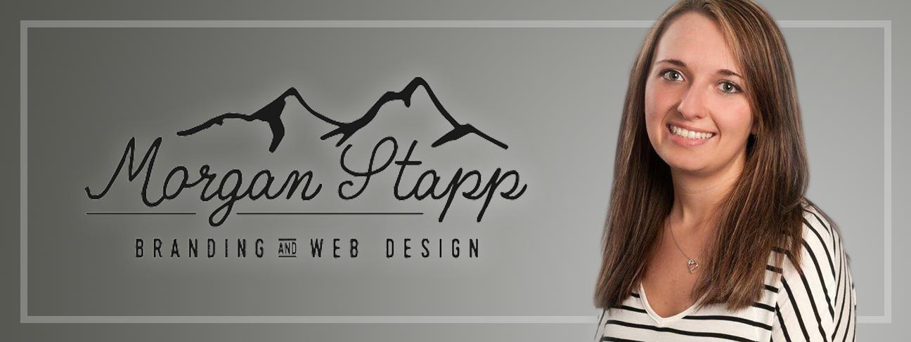 Morgan Stapp Branding + Web Design Services