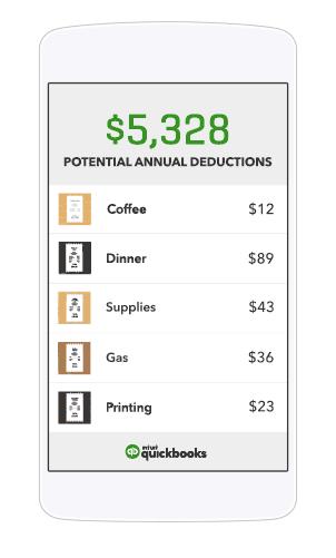 My favorite accounting app: QuickBooks Self-Employed