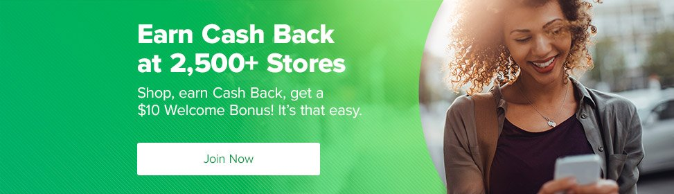 "My favorite ""get paid to shop"" app: eBates"